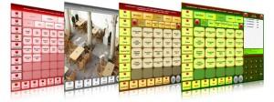 Kassensoftware Jahres-Designs