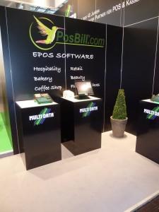 Euroshop 2014 Kassensysteme von PosBill