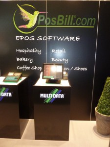 PosBill Kassen auf der Euroshop