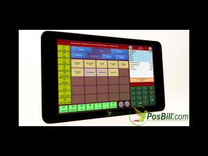 PosBill_Tablet_Kasse_Kassensoftware_Front