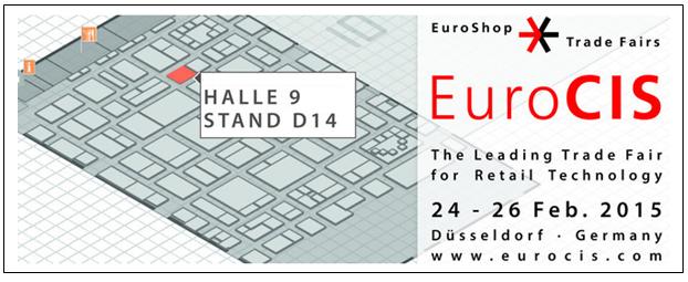 EuroCIS2015 und PosBill Kassensoftware
