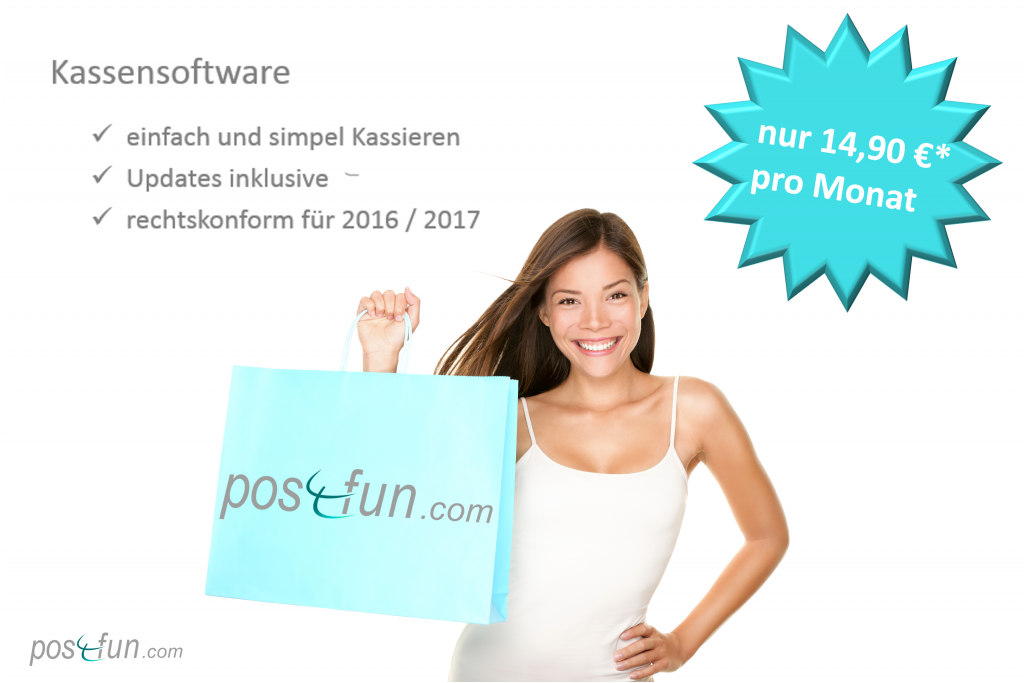 pos4fun mobile Registrierkasse