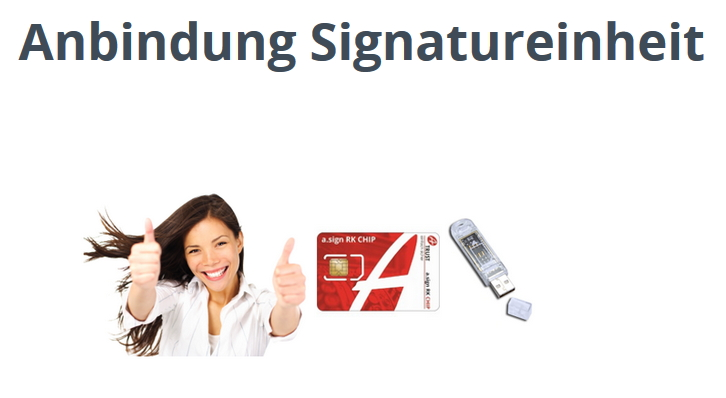 Anbindung Deiner Registrierkasse an Finanz Online