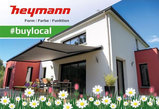 PosBill buylocal bei Heymann im Einsatz